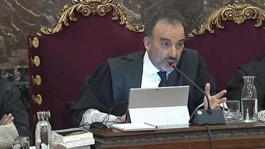 Unos 'hackers' aseguran haber accedido a la cuenta de correo del juez Marchena
