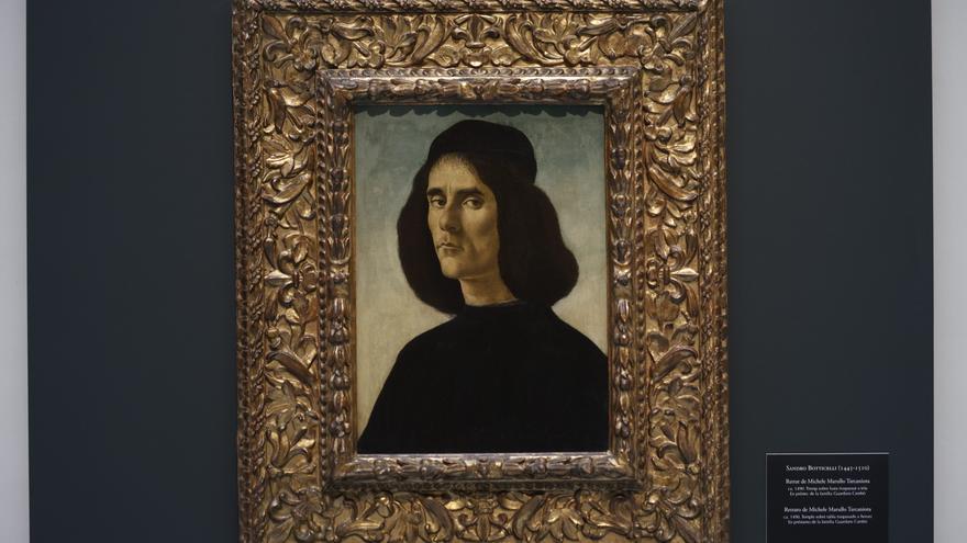 Botticelli ja s'exhibeix a València