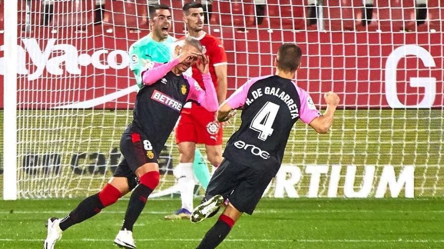 Todos los goles de la jornada 13 de Segunda: el tanto vital de Marc Gual para el Alcorcón