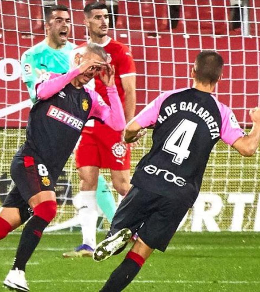 Todos los goles de la jornada 13 de Segunda: el Mallorca se nubla y el Espanyol sigue líder