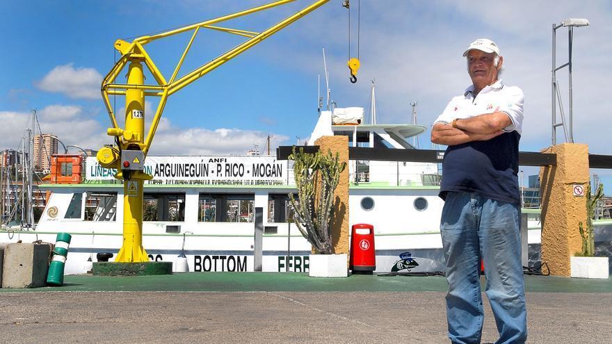 Tributo al 'embajador' de los navegantes
