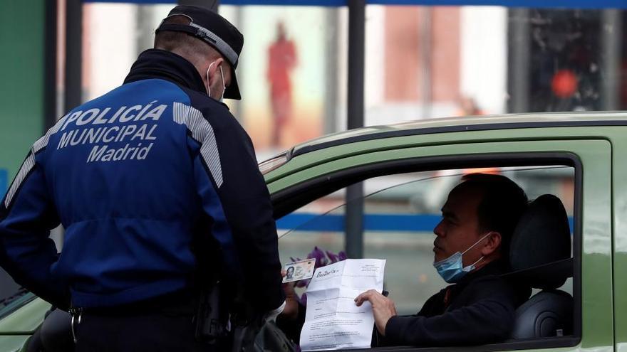 Madrid pide que incumplir la cuarentena sea delito