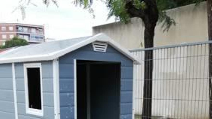 ¿Quién destroza cada semana el huerto del colegio Ramón Llull?
