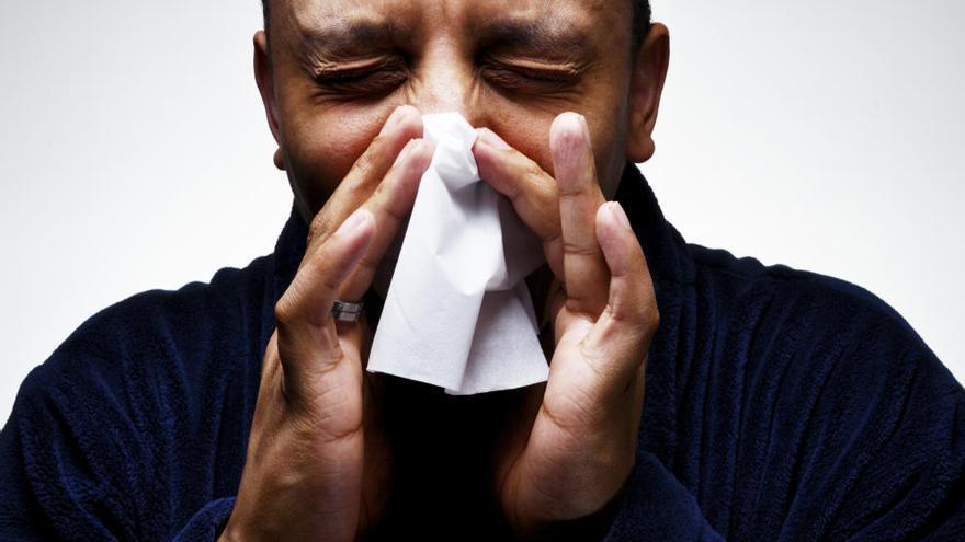 El peligro de sonarse mal la nariz