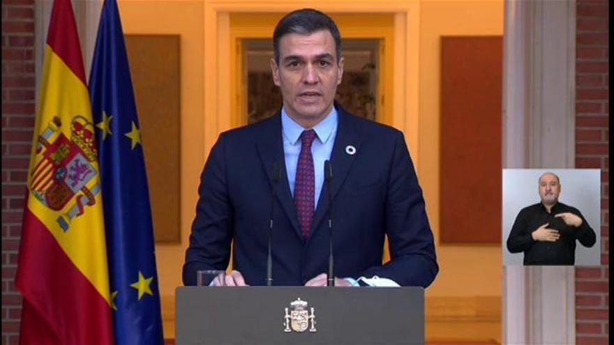 Sánchez anuncia el relevo en el Ministerio de Sanidad y nombra a Carolina Darias para lidiar con la pandemia