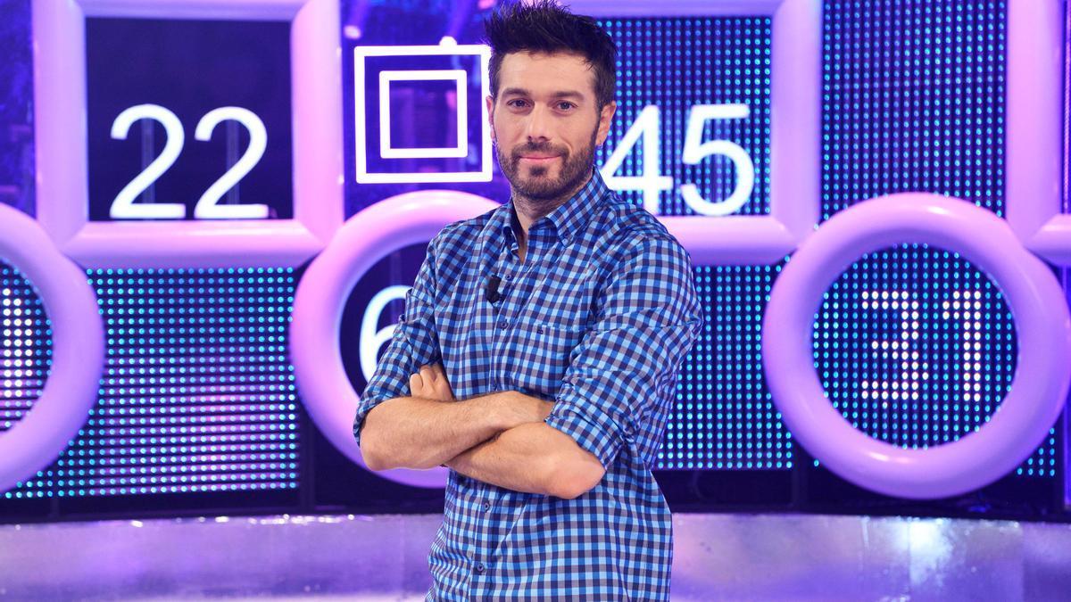 El presentador de televisión Dani Martínez.
