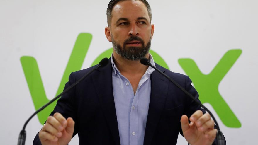 """Vox dice que Lorca les votaría y Podemos espeta: """"Lo matasteis vosotros"""""""