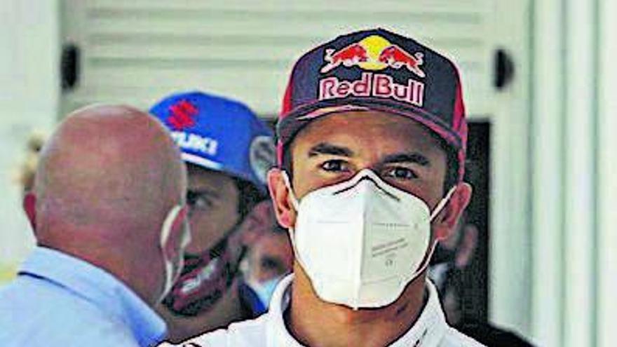 Marc Márquez anuncia que no volverá a competir esta temporada