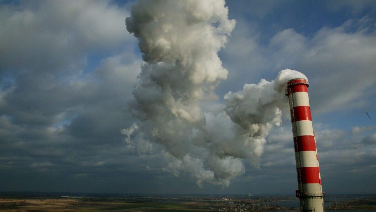 La contaminación genera un gasto de 430.000 millones de euros al año en Europa