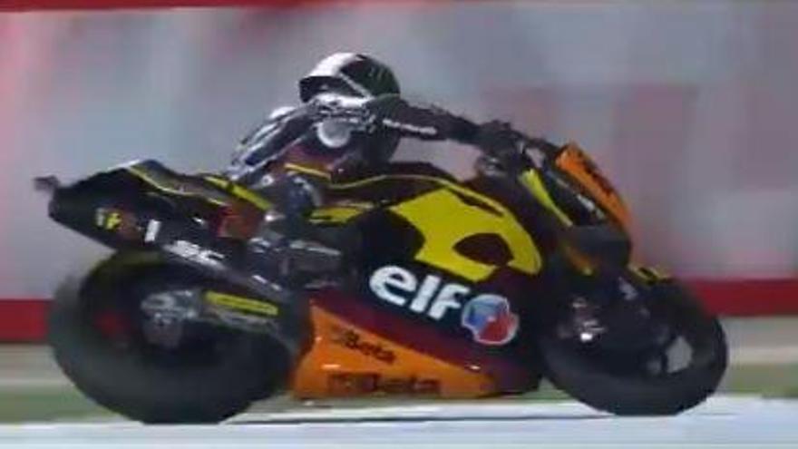 Lowes confirma su superioridad y logra la 'pole' en Moto 2