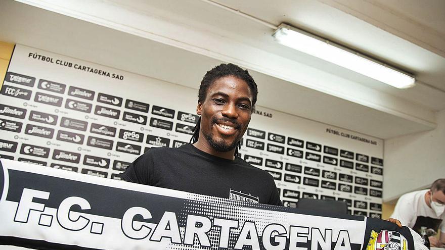 """""""El Cartagena es un club muy familiar"""""""