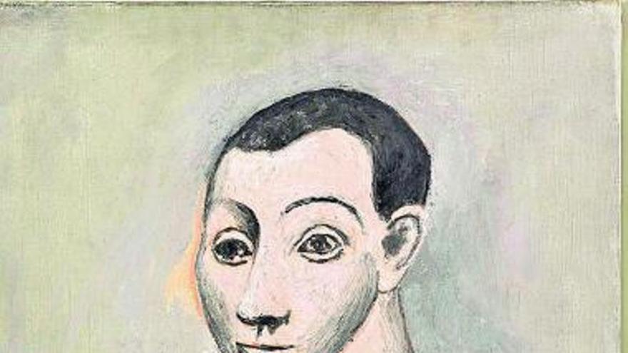 La Iberia sumergida de Picasso