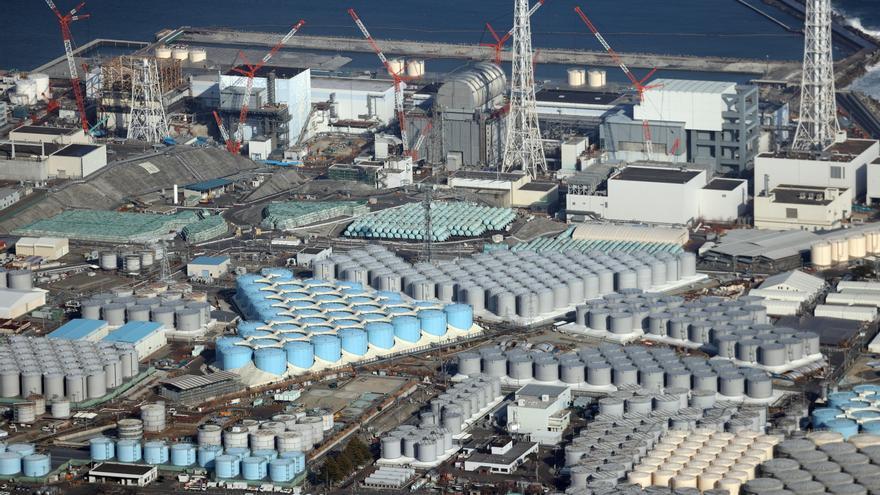 Japón verterá el agua de la central de Fukushima al Pacífico