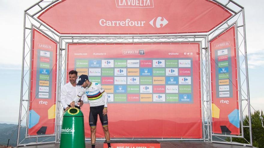 La sostenibilidad, protagonista de La Vuelta 2021