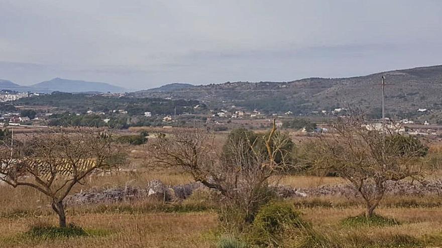 Proyectan torres eólicas de cien metros en una cima de Benissa, Gata y Teulada