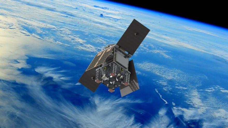 HydroGNSS, un nuevo satélite para estudiar el cambio climático