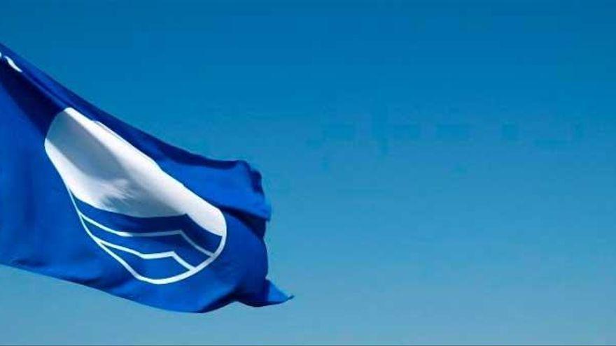 26 platges gironines reben el distintiu de qualitat Bandera Blava