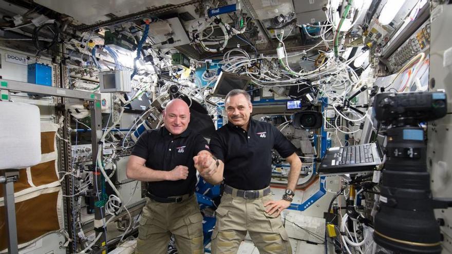 La orina de los astronautas puede servir para construir una estación en la Luna