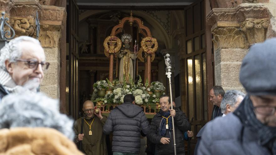 Suspendida la procesión de San Antonio Abad en Zamora