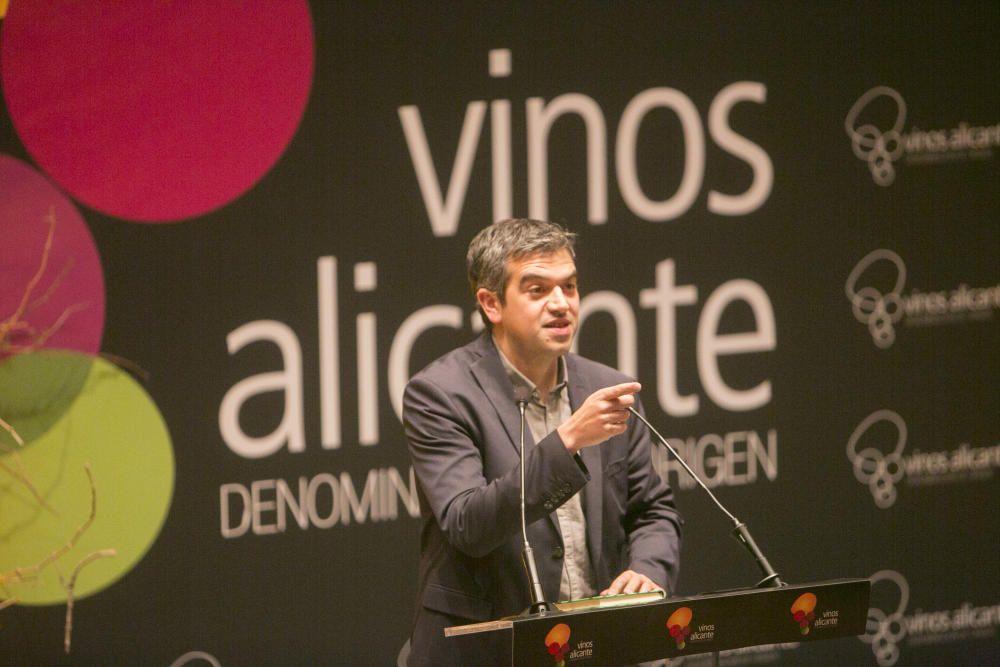 La DOP Vinos Alicante entrega al Museo del Prado el Premio Fondillón