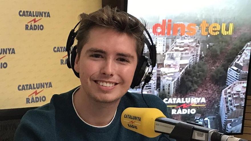 Abraham Orriols, un periodista mediàtic