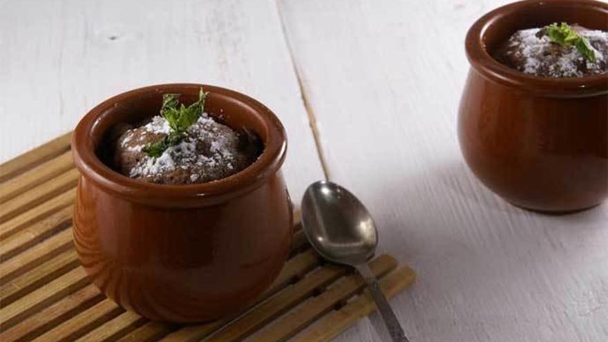 Los 'mug cakes' de chocolate al microondas