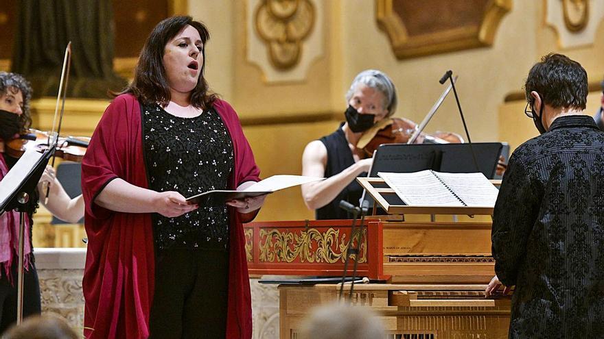 Els concerts del festival Espurnes Barroques atrauen 2.500 espectadors