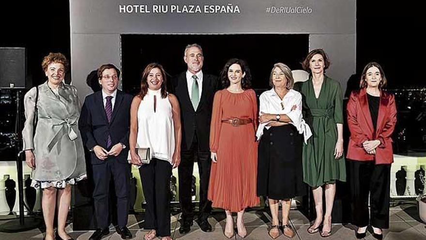 Riu presenta su hotel Plaza España en Madrid