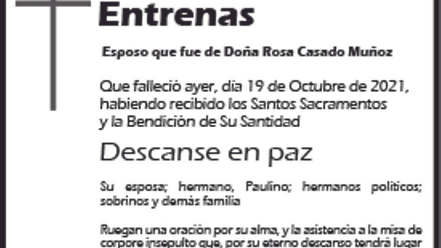 José Serrano Entrenas