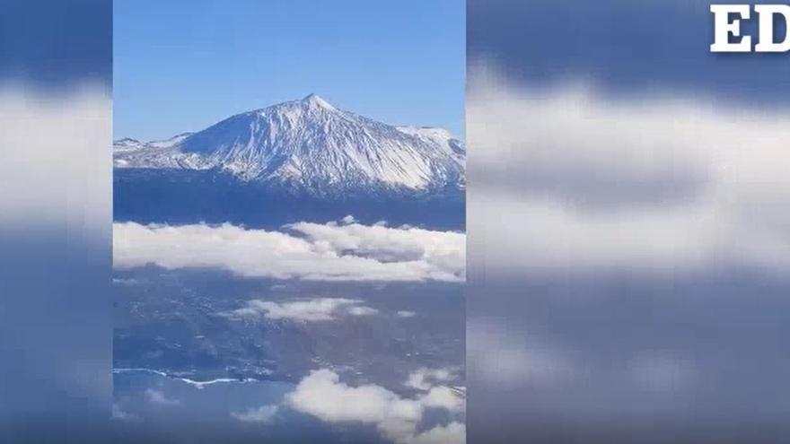 El Cabildo reabre los accesos al Teide