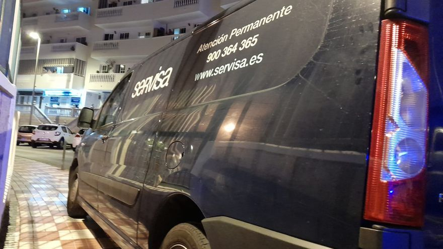 La Guardia Civil investiga la muerte de un bebé en Tenerife