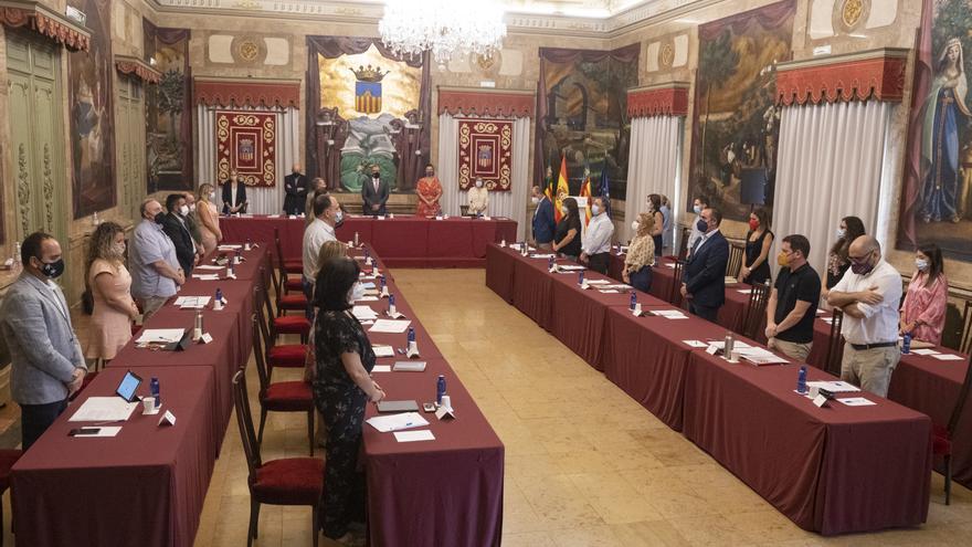 Consenso en la Diputación de Castellón para pedir que declaren zona catastrófica a Benicàssim, Vinaròs y Càlig