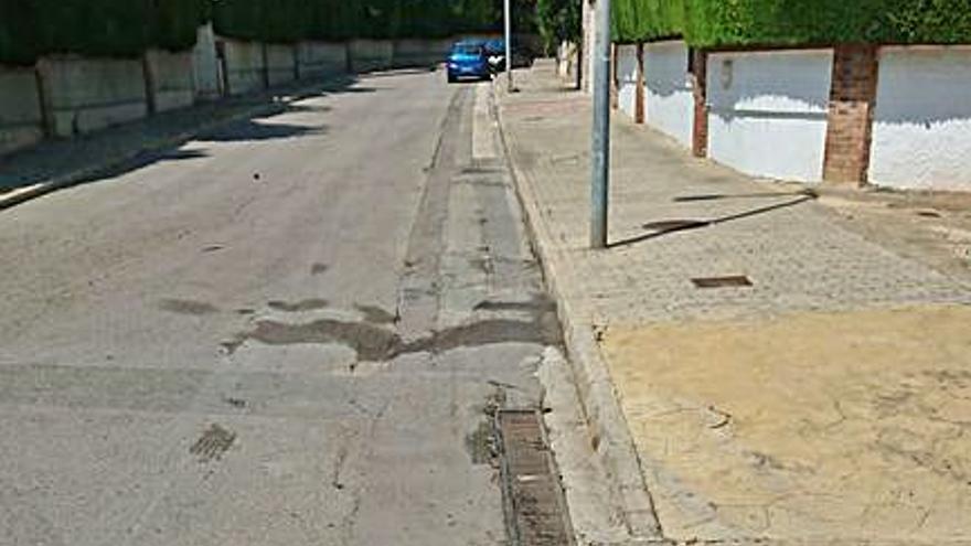 Godella extrema la limpieza en Campolivar tras la intensidad  de las lluvias