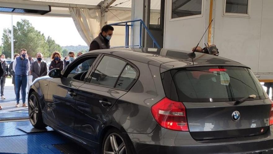 Mallorca öffnet fünfte TÜV-Station in Magaluf