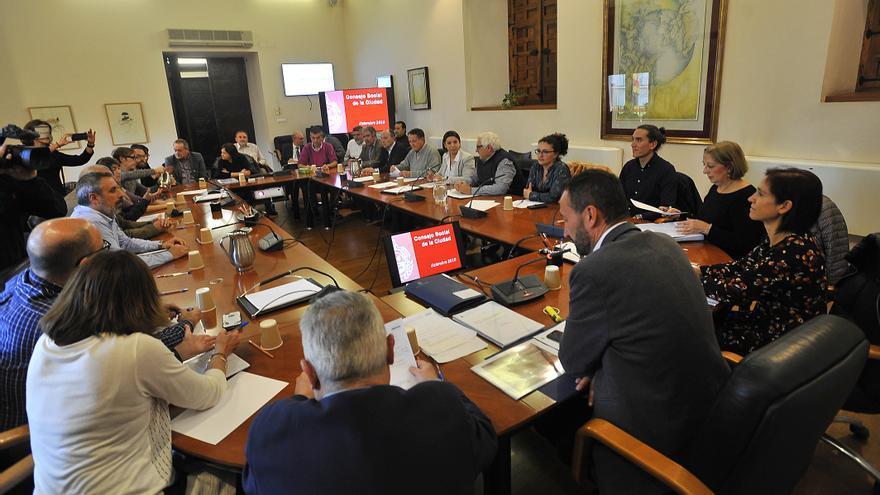 El Consejo Social de Elche se reunirá el día 28 para debatir el futuro del palacio de congresos