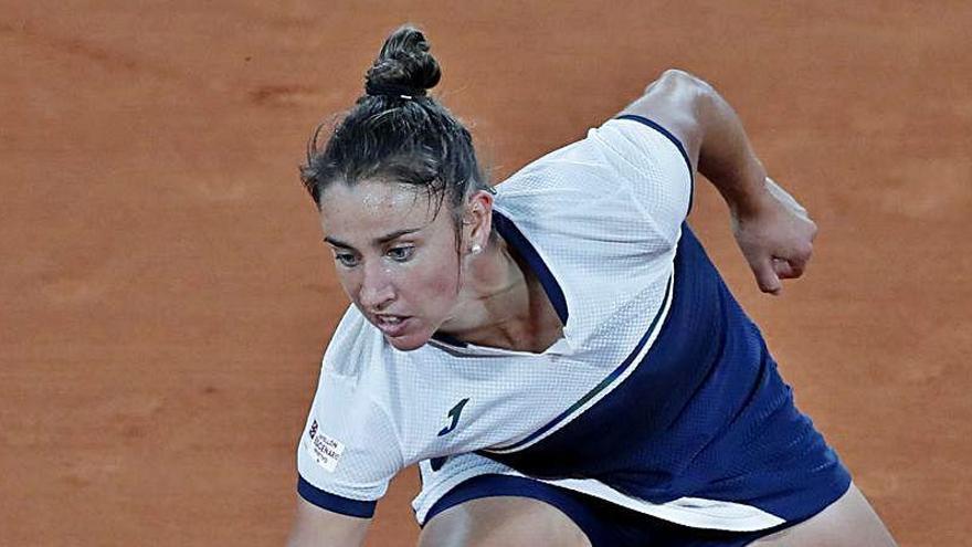 Sara Sorribes jugará como invitada en Madrid