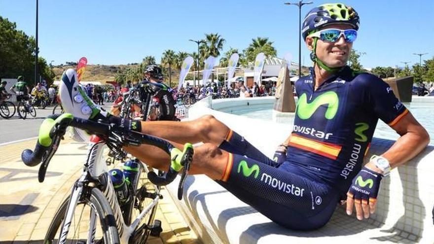 Movistar felicita a Alejandro Valverde en su 40 cumpleaños