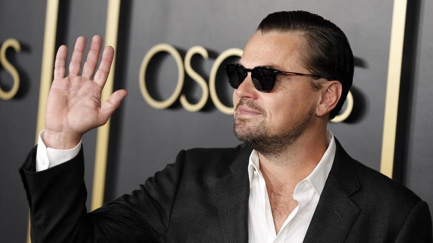 Los nominados a los Oscars acuden a la tradicional cena de gala