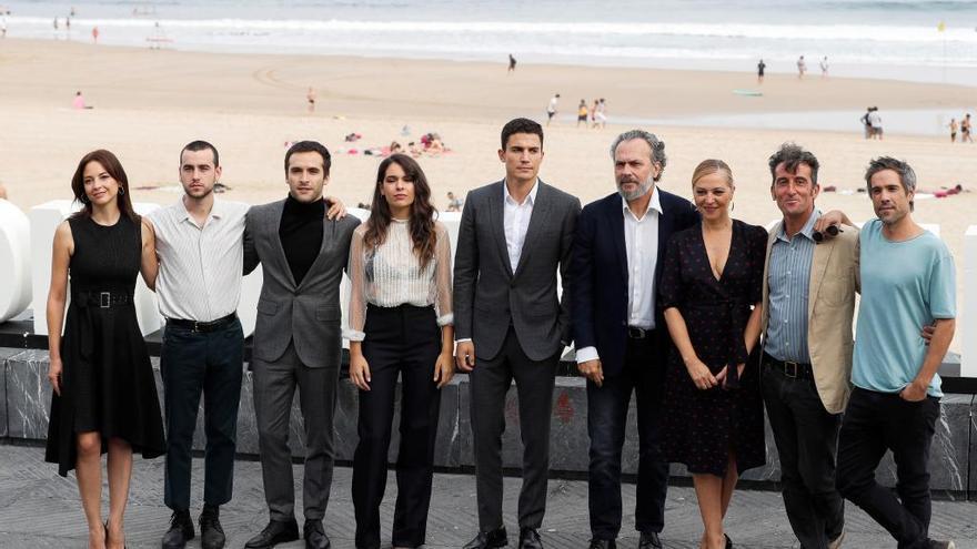 Más violencia en la temporada final de 'Vivir sin permiso'