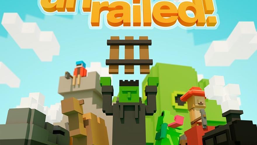 'Unrailed!', uno de los juegos más divertidos de la temporada