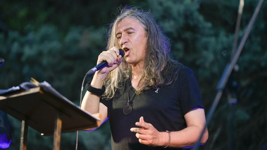 Gerard Quintana ofereix un concert amb accent reivindicatiu a Manresa