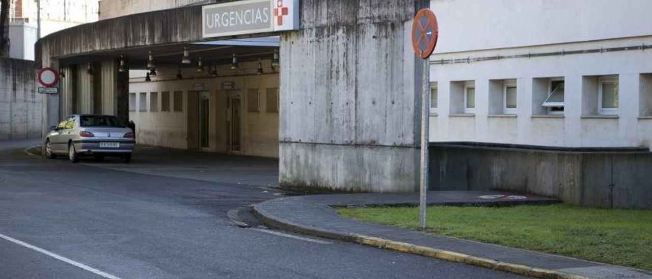 El área de Urgencias del Hospital Valle del Nalón.