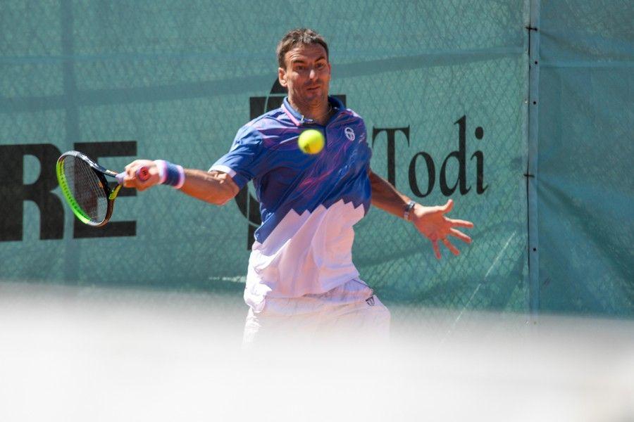 Torneo de Tenis en El Cortijo, en Telde
