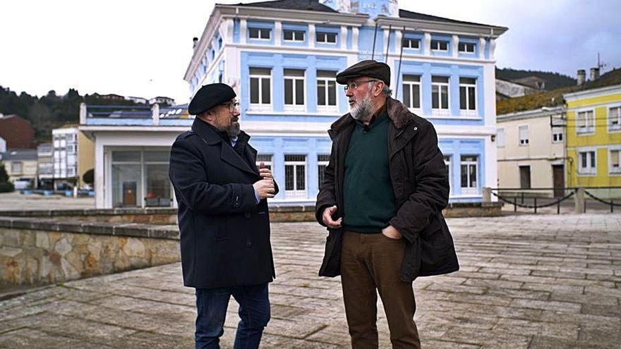 'O son da ribeira' ofrecerá desde Viveiro versións de 'Catro vellos mariñeiros'
