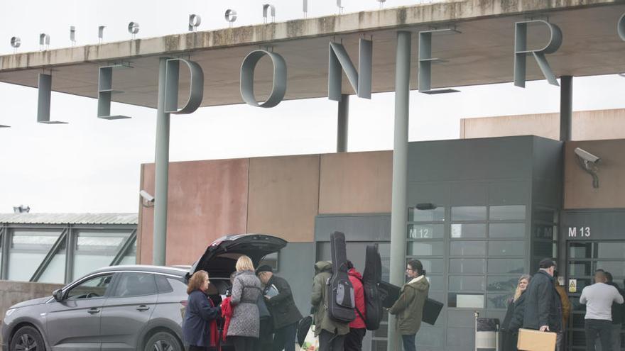 Les presons tornen a proposar el tercer grau per als presos de l'1-O