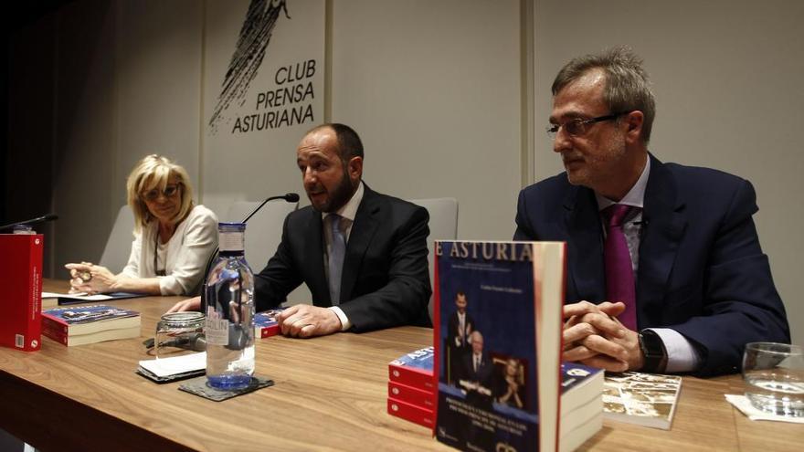 Distinción al asturiano Carlos Fuente por su trayectoria en el protocolo y la organización de eventos