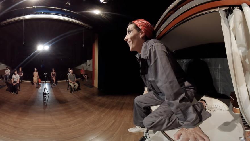 Zerocontres propone teatro en realidad virtual