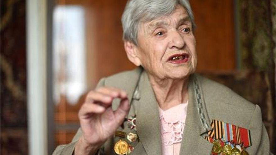 Liubov Alekséyevna Netúpskaya: Telegrafista del Ejército Rojo