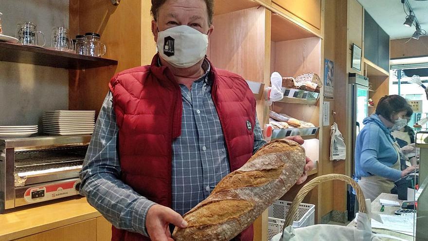 Panadería Cervela produce Pan Galego con Indicación Xeográfica Protegida