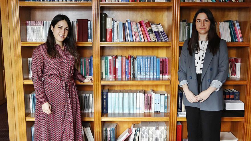 El primer gran reto de dos jóvenes juezas